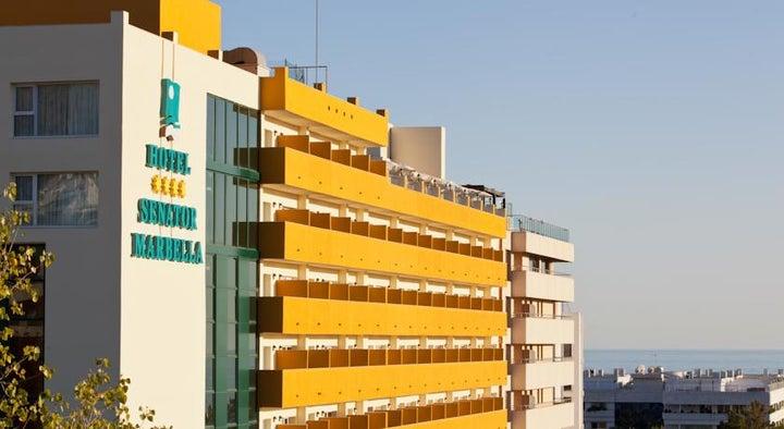 Senator Marbella Spa in Marbella, Costa del Sol, Spain
