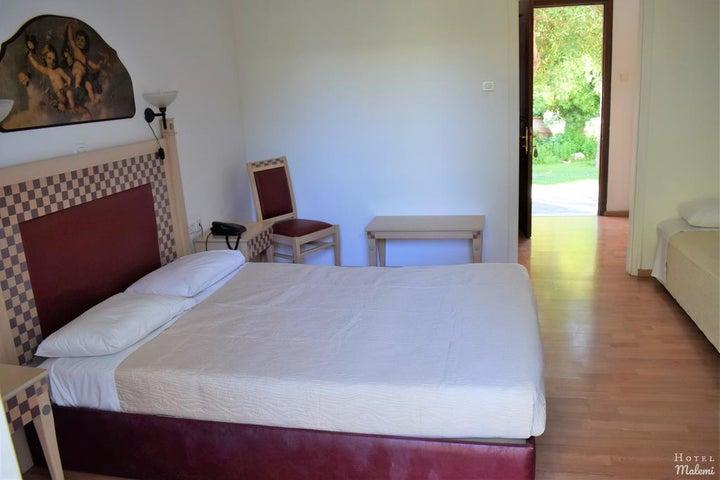 Malemi Hotel in Skala Kalloni, Lesbos, Greek Islands