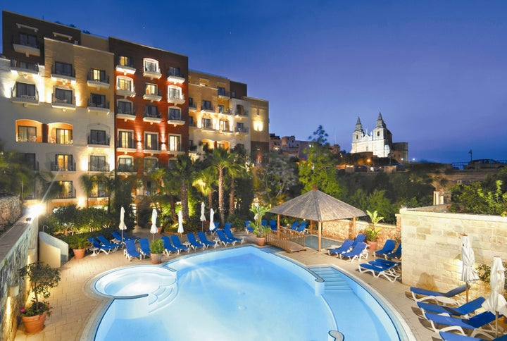 Maritim Antonine Hotel And Spa in Mellieha, Malta