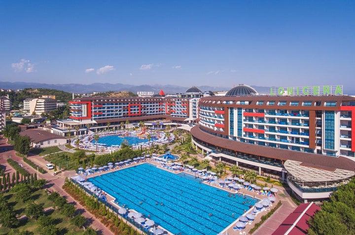 Lonicera Resort And SPA in Alanya, Antalya, Turkey