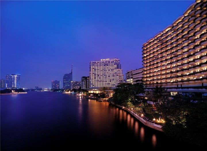 Shangri-La Bangkok in Bangkok, Thailand