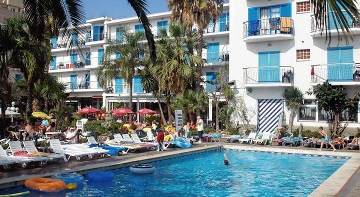 H.TOP Planamar Hotel in Malgrat de Mar, Costa Brava, Spain