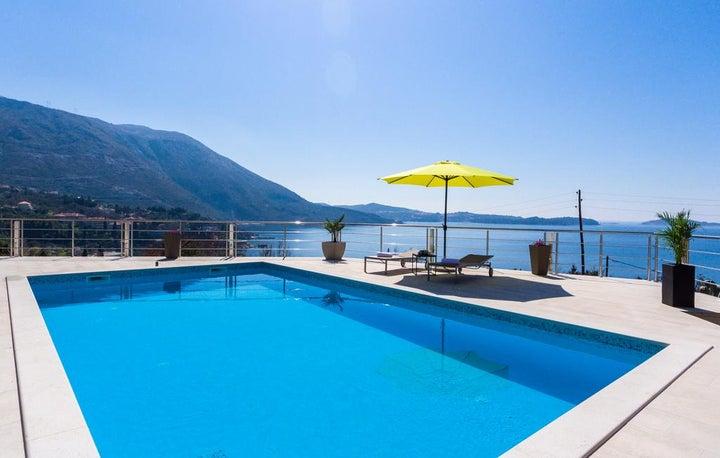 Apartments Sandito in Mlini, Dubrovnik Riviera, Croatia