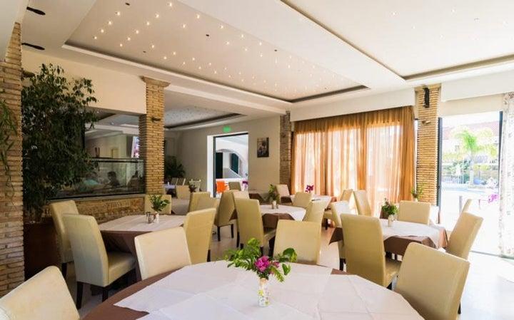 Zante Plaza Hotel & Apartments in Laganas, Zante, Greek Islands