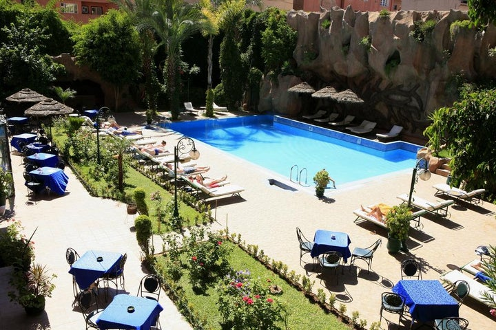 Imperial Holiday Hotel in Marrakech, Morocco