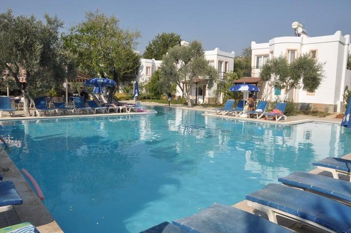 Tosunoglu Apartments in Gumbet, Aegean Coast, Turkey