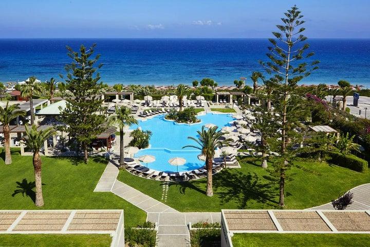 Sheraton Rhodes Resort in Ixia, Rhodes, Greek Islands