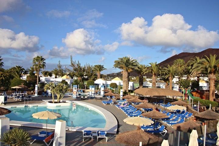Marconfort Atlantic Gardens Bungalows in Playa Blanca, Lanzarote, Canary Islands