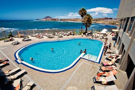 Arenas Del Mar Beach & Spa Resort in El Medano, Tenerife, Canary Islands