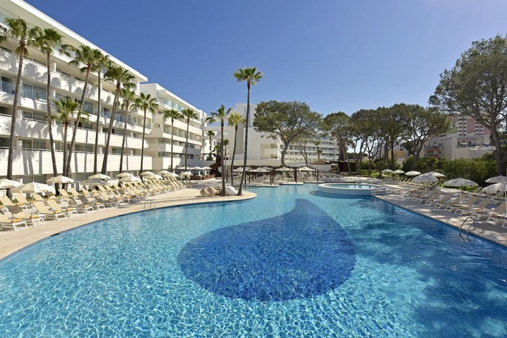 Iberostar Royal Cristina Hotel in Playa de Palma, Majorca, Balearic Islands