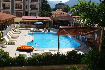 Dora Portofino Hotel in Icmeler, Dalaman, Turkey