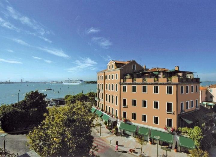 Hotel Riviera in Venice Lido, Venetian Riviera, Italy