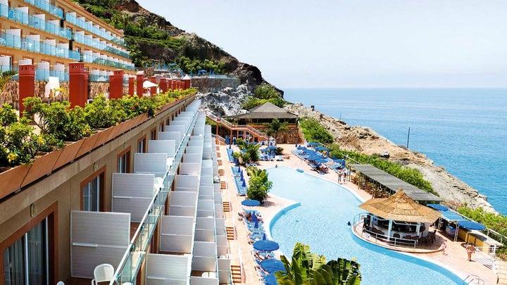 Mogan Princess & Beach Club in Playa Taurito, Gran Canaria, Canary Islands