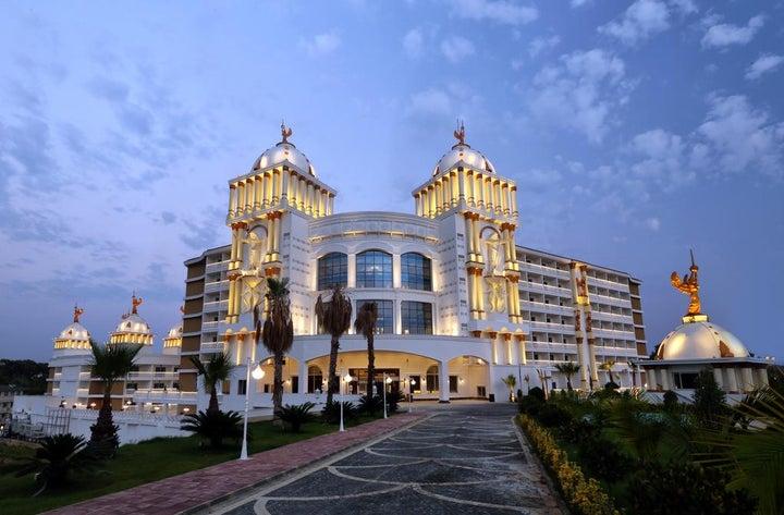 Oz Hotels Sui in Alanya, Antalya, Turkey