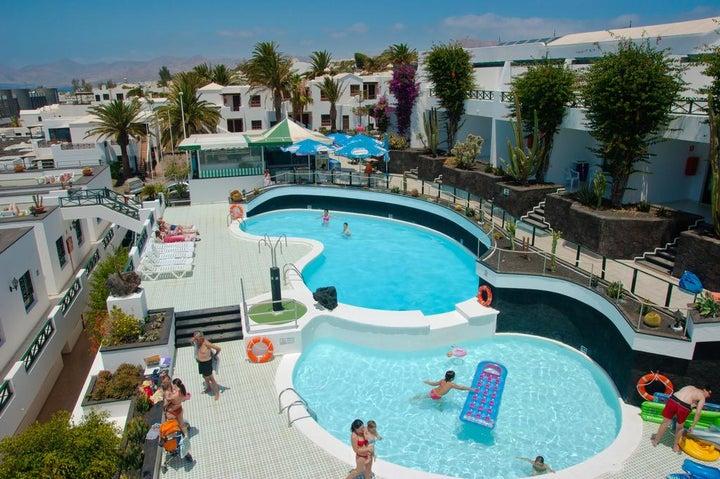 Morana Apartments in Puerto del Carmen, Lanzarote, Canary Islands