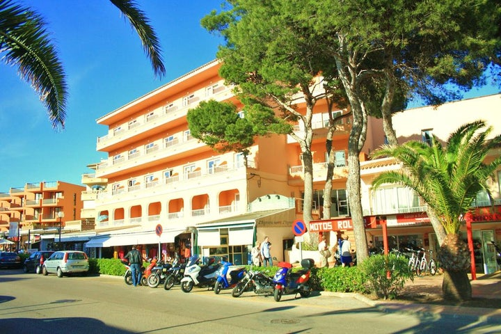 Alcina Hostal in Cala Ratjada, Majorca, Balearic Islands