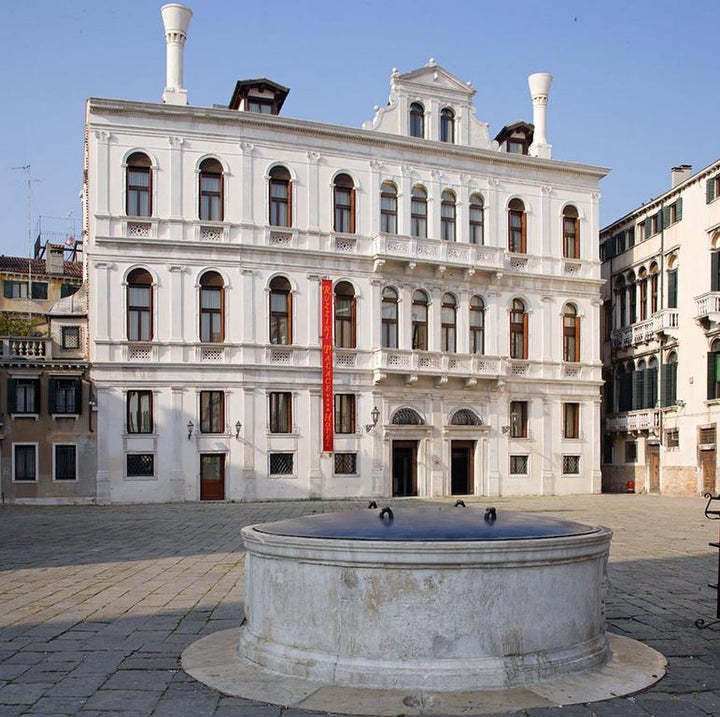 Ruzzini Palace in Venice, Venetian Riviera, Italy