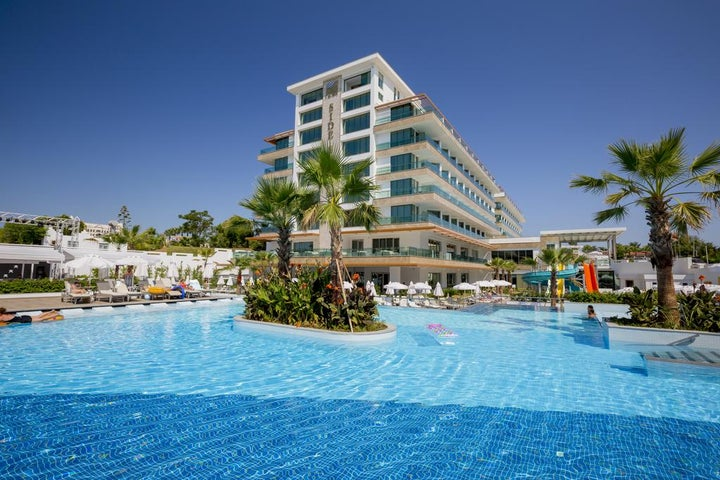 Side Sungate Hotel and Spa in Side, Antalya, Turkey