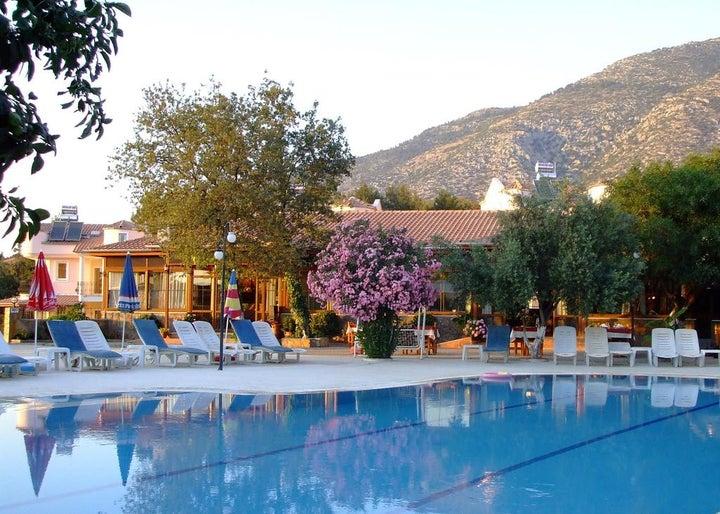 Gokcen Hotel in Olu Deniz, Dalaman, Turkey