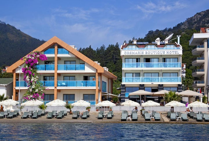 Orsmaris Boutique Hotel in Marmaris, Dalaman, Turkey
