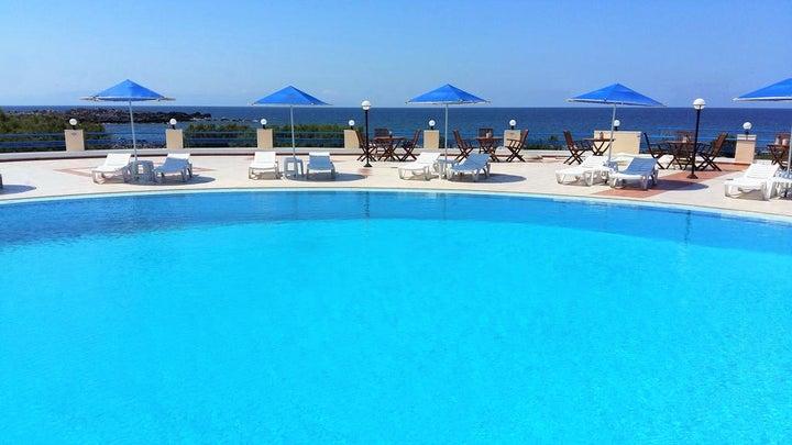 Zorbas Hotel Beach Village in Chania, Crete, Greek Islands