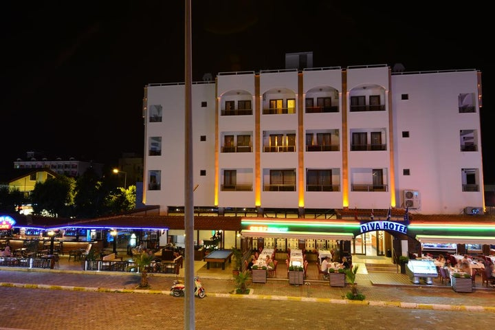 Diva Hotel in Icmeler, Dalaman, Turkey