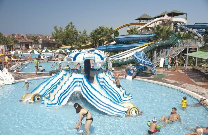 Club Turan Prince World Hotel Image 24