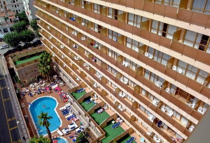 H.TOP Amaika Hotel in Calella, Costa Brava, Spain
