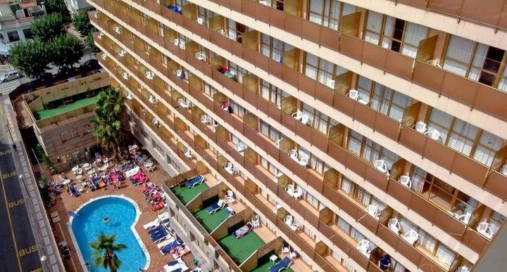 Hotel Rooms Calella