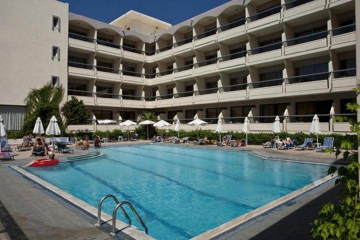 Lomeniz Hotel in Rhodes Town, Rhodes, Greek Islands