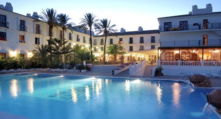 Hacienda puerta del sol in mijas spain holidays from - Hotel puerta del sol mijas ...