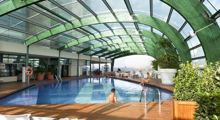 Arrecife Gran Hotel & Spa in Arrecife, Lanzarote, Canary Islands