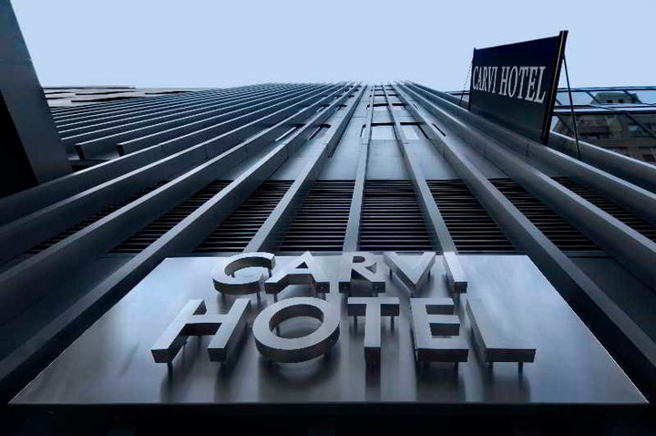 Carvi Hotel in New York, New York, USA