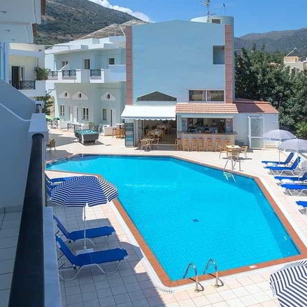 Athena Apartments in Stalis, Crete, Greek Islands
