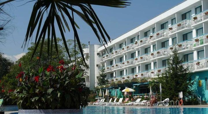 Zefir Hotel in Sunny Beach, Bulgaria