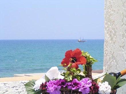 Adele Beach in Adelianos Kampos, Crete, Greek Islands