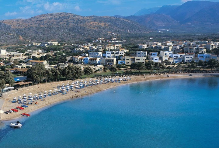 Kalimera Kriti Hotel and Village Resort in Sissi, Crete, Greek Islands