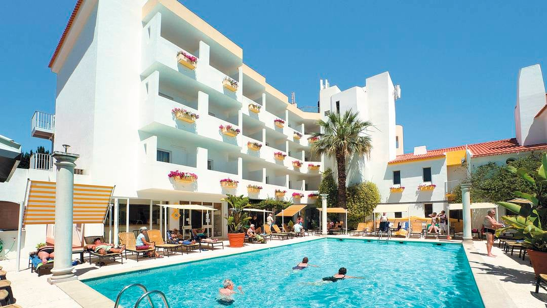 Hotel Do Cerro In Albufeira Portugal Holidays From 467pp Loveholidays