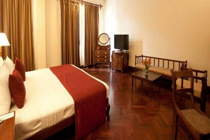 Mount Lavinia Hotel in Colombo, Sri Lanka
