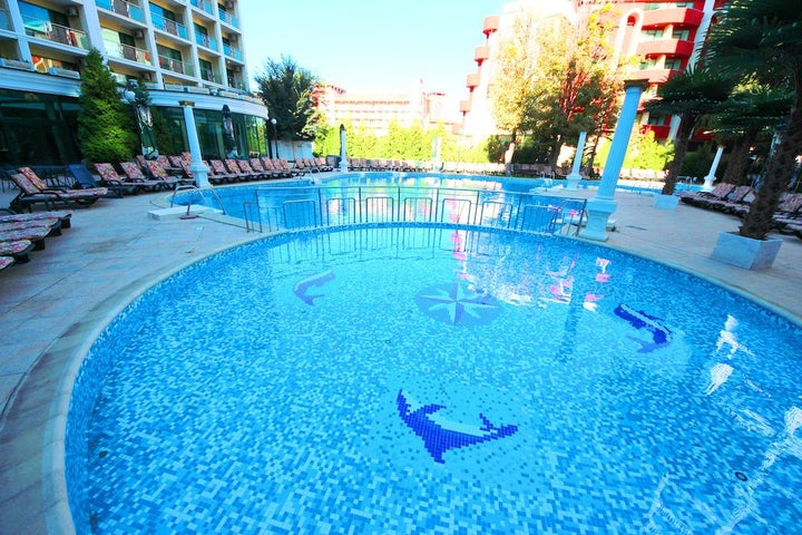 Planeta Hotel & Aquapark in Sunny Beach, Bulgaria
