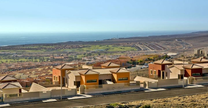 Villas Castillo  in Caleta de Fuste, Fuerteventura, Canary Islands