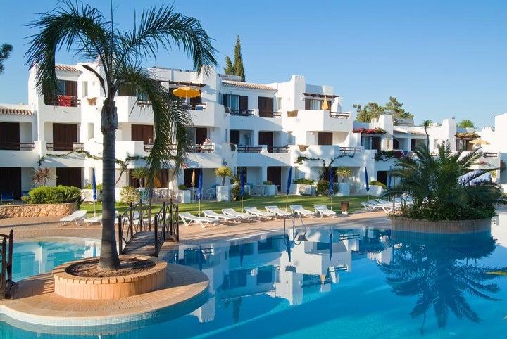 Balaia Golf Village in Albufeira, Algarve, Portugal