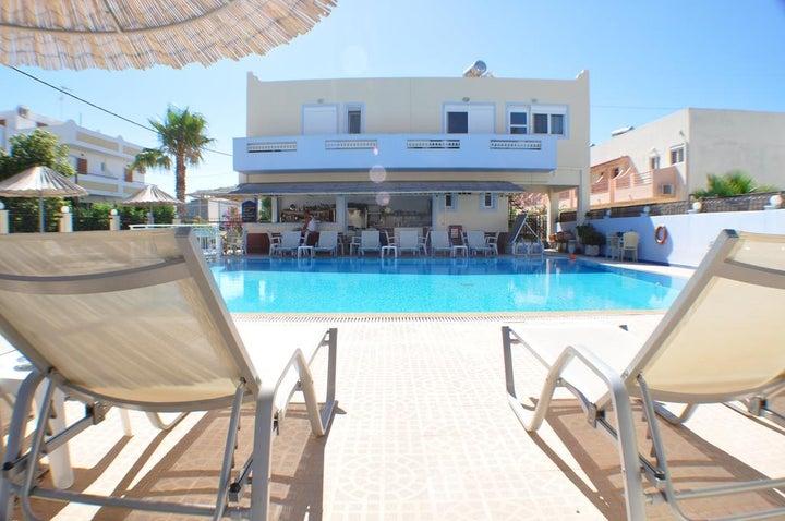 Zouboulia Apartments in Kardamena, Kos, Greek Islands