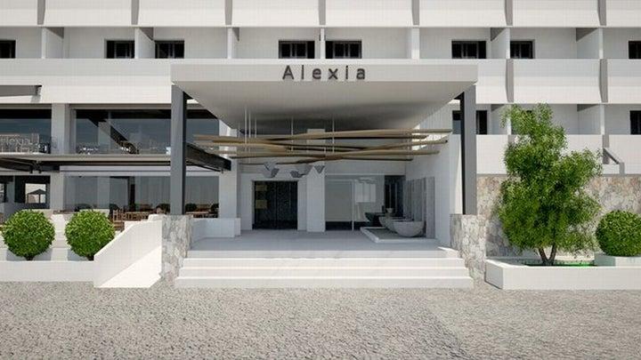 Alexia Premier City Hotel in Rhodes Town, Rhodes, Greek Islands