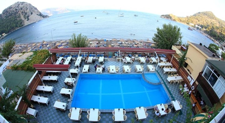 Oz-Can Hotel & Family Suites in Turunc, Dalaman, Turkey