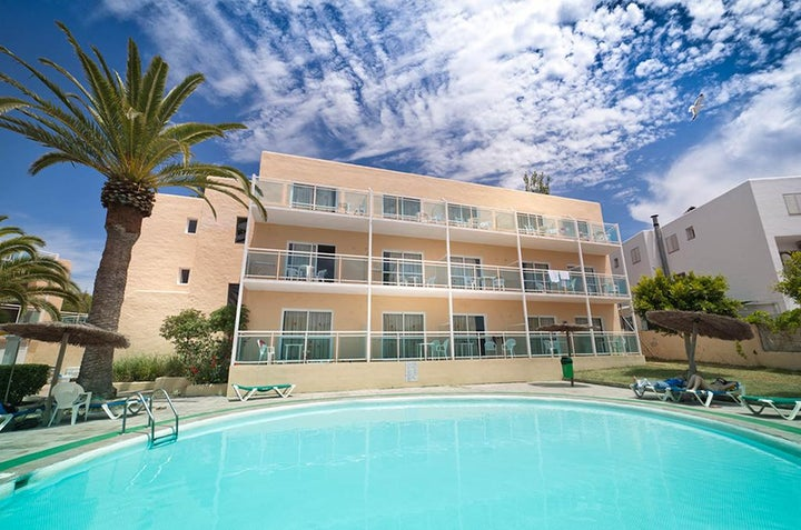 Aparthotel Maritim in San Antonio, Ibiza, Balearic Islands