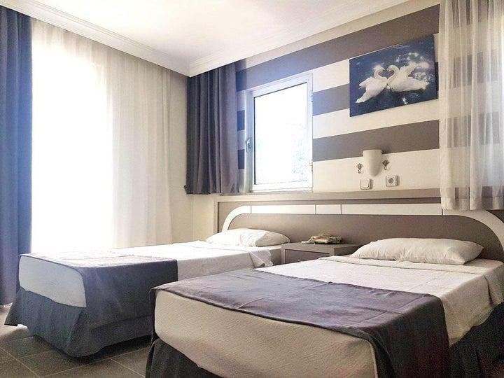 Yade hotel (ex. Alara Icmeler hotel) in Icmeler, Dalaman, Turkey