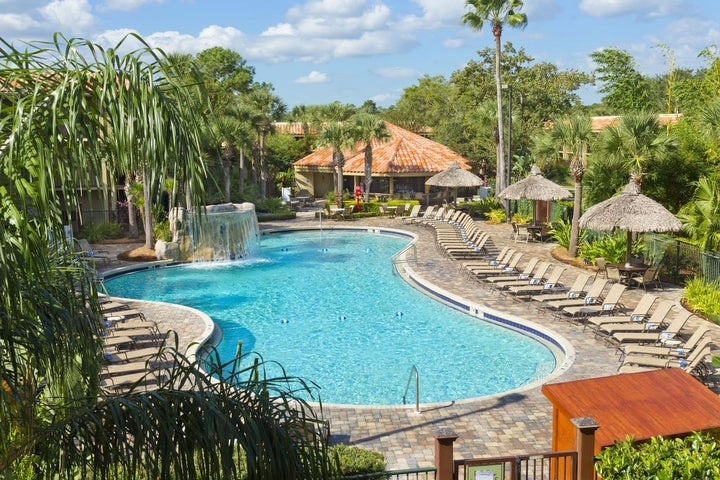 Doubletree By Hilton Orlando at Seaworld in International Drive, Florida, USA