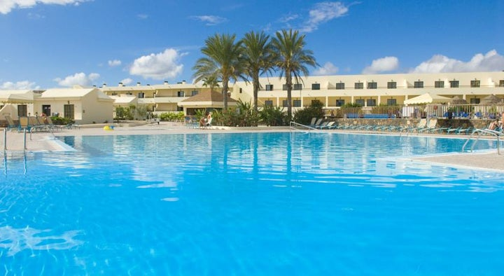 Santa Rosa Apartments in Costa Teguise, Lanzarote, Canary Islands