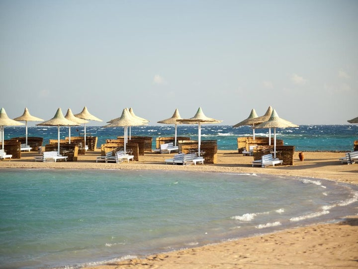 Coral Beach Resort Hurghada in Hurghada, Red Sea, Egypt